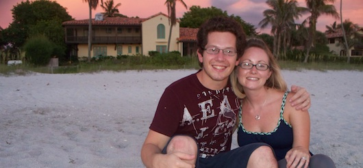 Alex and Andrea in Naples Florida