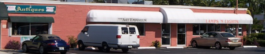Antiques and Art in Naples Florida
