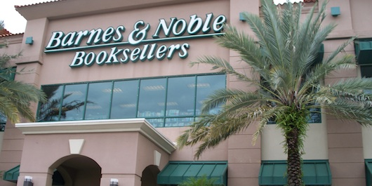 Barnes and Noble Book Store in Naples