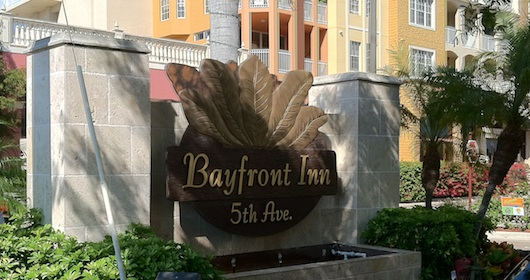 Bayfront Inn in Naples Florida