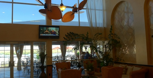 More of the Lobby at Bayfront Inn