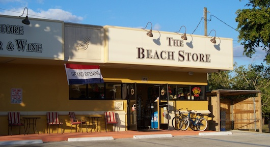 The Beach Store by Vanderbilt Beach in Naples Florida