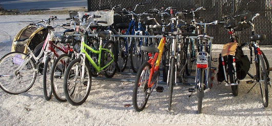 Bicycle Rentals in Naples