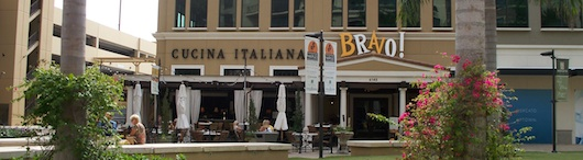 Bravo! Italian Restaurant in Naples at Mercato
