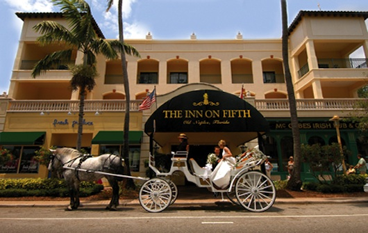 Horse Carriage Rides in Old Naples (downtown)
