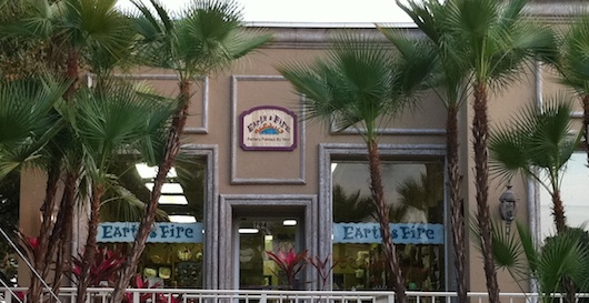 Earth and Fire in Naples Florida | Pottery Painted By You!