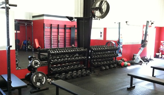 Cross Fit Gym in Naples Florida