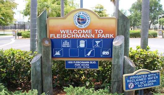 Fleischmann Park in Naples Florida