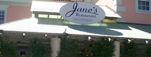Jane's Cafe - Natural & Organic