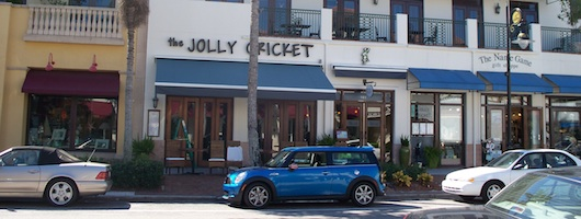 Jolly Cricket in Naples Florida
