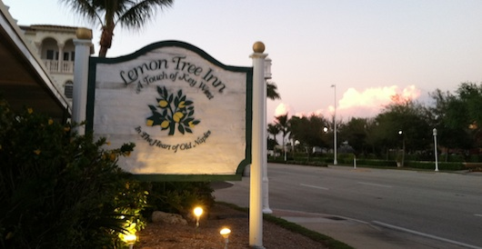 Lemon Tree Inn in old Naples