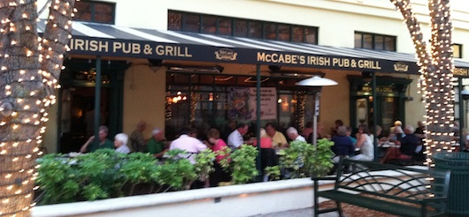 McCabes Irish Pub and Grill in Naples