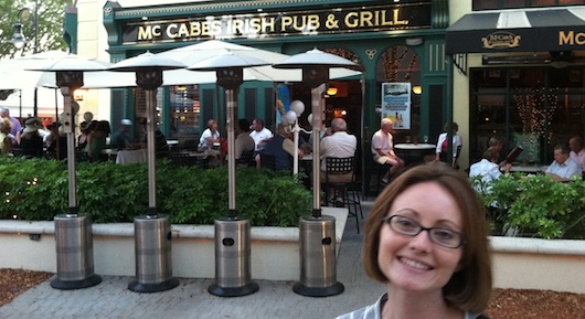 McCabe's Irish Pub and Grill in old Naples