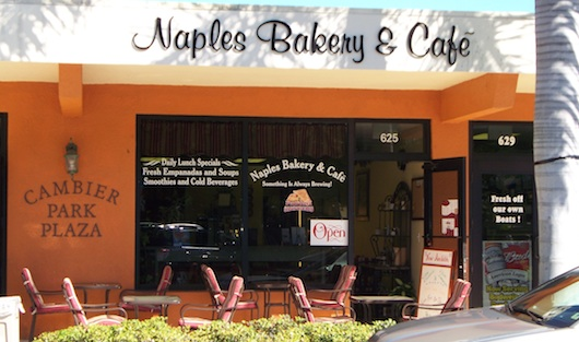 Naples Bakery and Cafe