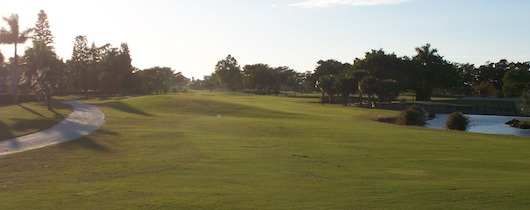 Naples Florida Golf Course