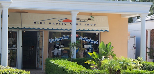 Olde Naples Surf Shops