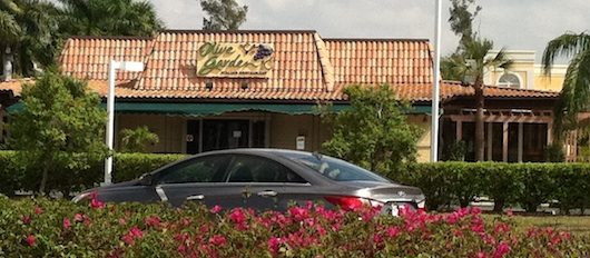 Olive Garden in Naples Florida