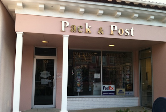 Pack And Post in Naples Florida