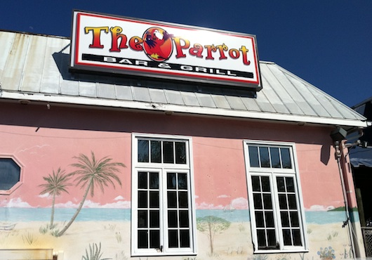 The Parrot Bar and Grill in Naples Florida