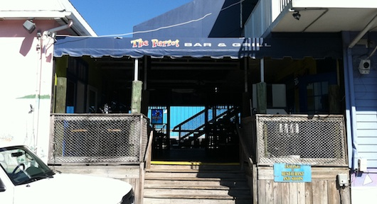 The Parrot Bar & Grill in Naples Florida