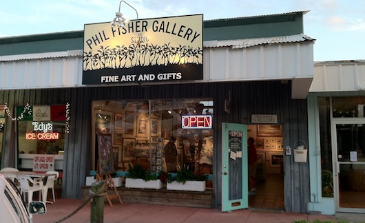 Phil Fisher Fine Art and Gifts in Naples Florida