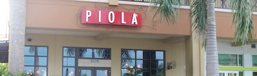 Piola in Naples Florida