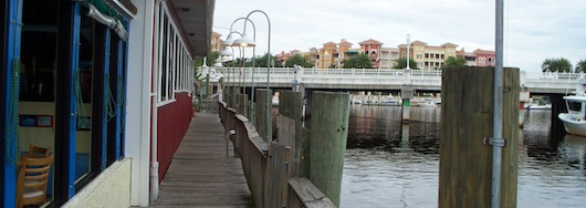 Riverwalk Restaurant in Naples