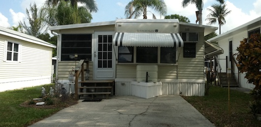 Rock Creek RV Resort in Naples Florida