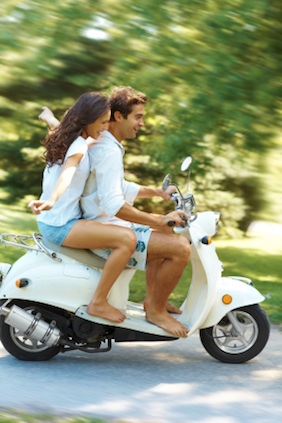 Scooter Rentals in Naples Florida