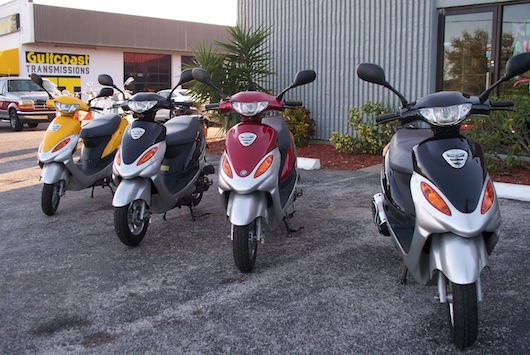 Scooter Rentals in Naples