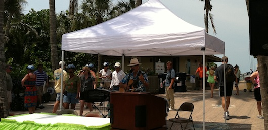 City of Naples Sea Turtle Homecoming Festival, Live Music