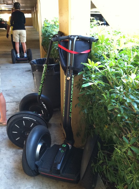 Segway in Naples Florida