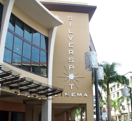 Silverspot Cinema in Naples at Mercato