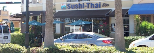 Sushi Thai Restaurant in Naples Florida