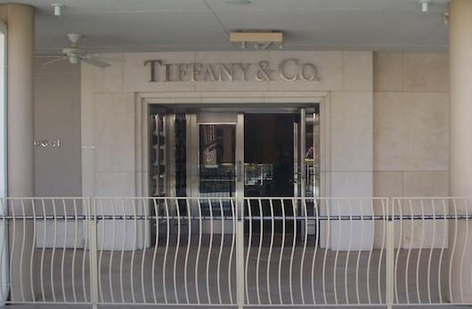 Tiffany and Co in Naples