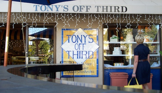 Tony's Off Third Wine & Pastry Shop in Naples Florida