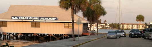 US Coast Guard Auxiliary Station 93 in Naples Florida