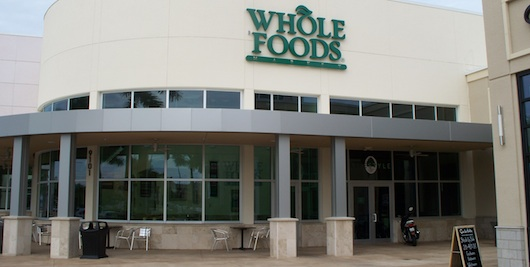 Whole Foods Market in Naples Florida at Mercato