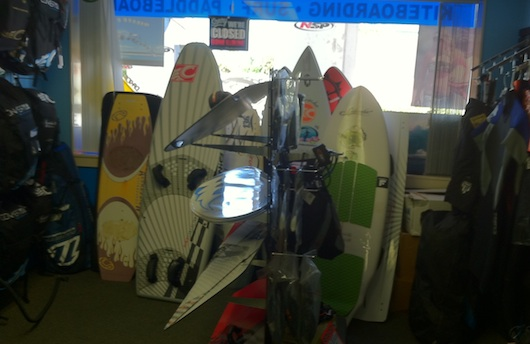 Wind Stalkers store in Naples Florida - Kiteboarding and Paddleboarding Gear, Lessons, Rentals and Tours