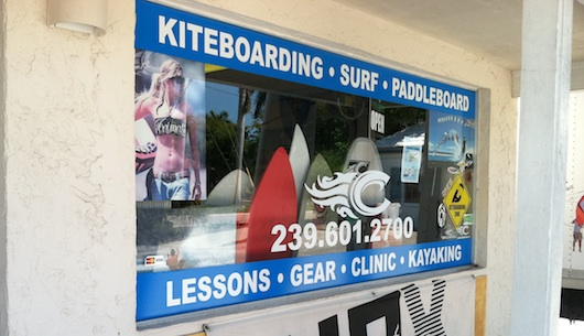 Naples Florida Kiteboarding and Paddleboarding