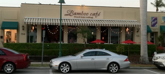 Bamboo Cafe - French Home Cooking   Naples Florida Restaurants