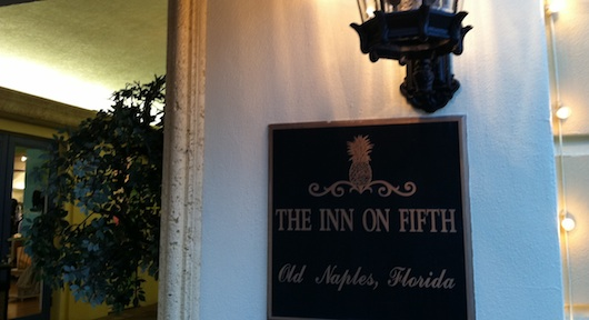 The Inn on Fifth in Naples Florida