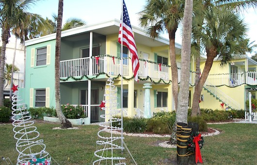 Lighthouse Inn near Vanderbilt Beach in Naples Florida