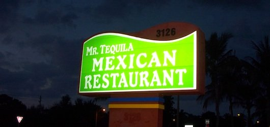 Mr Tequila Mexican Restaurant in Naples
