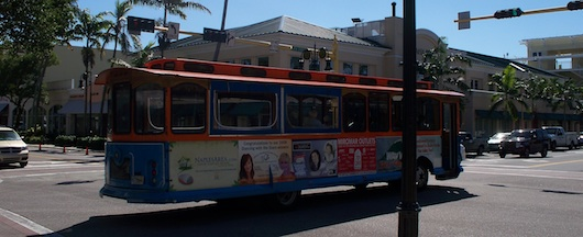 Naples Trolley Tours