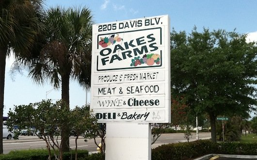 Oakes Farms - Fresh Local Produce - Green Grocery Store   Naples Florida