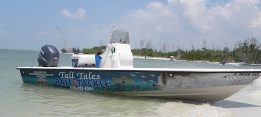 Private Boat Tours and Fishing in Naples Florida