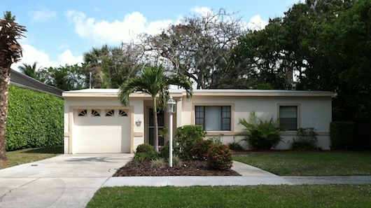 A Small House in Naples Florida | Real Estate