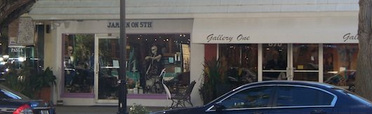 More Stores on 5th Ave in Naples