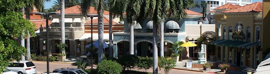 The Village at Venetian Bay Shopping and Dining in Naples Florida